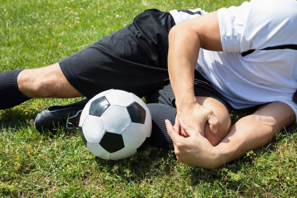 Sportverletzungen: Vorsicht, Bruch!