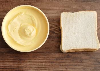Schlechte Bewertungen für Margarine bei Ökotest- Bild: Marietjie Opperman-fotolia