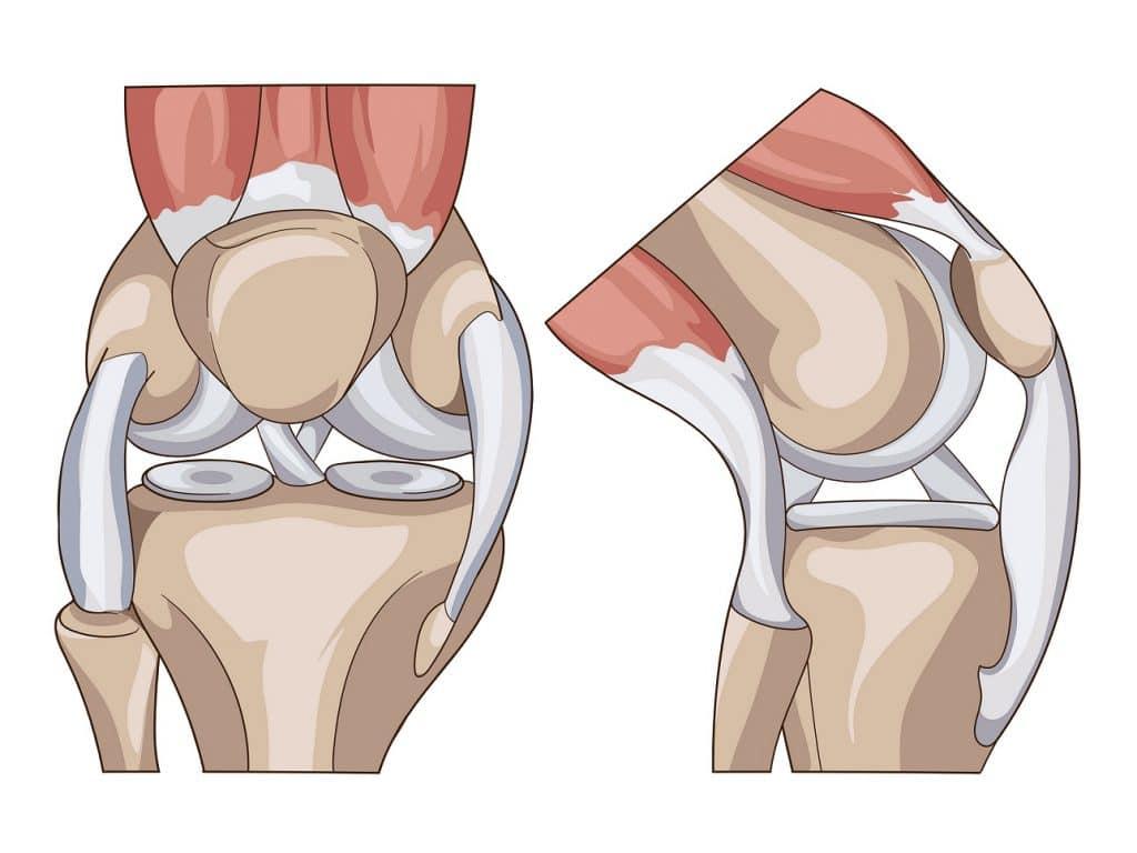 Stechen im Knie - Ursachen, Behandlung und Selbsthilfe