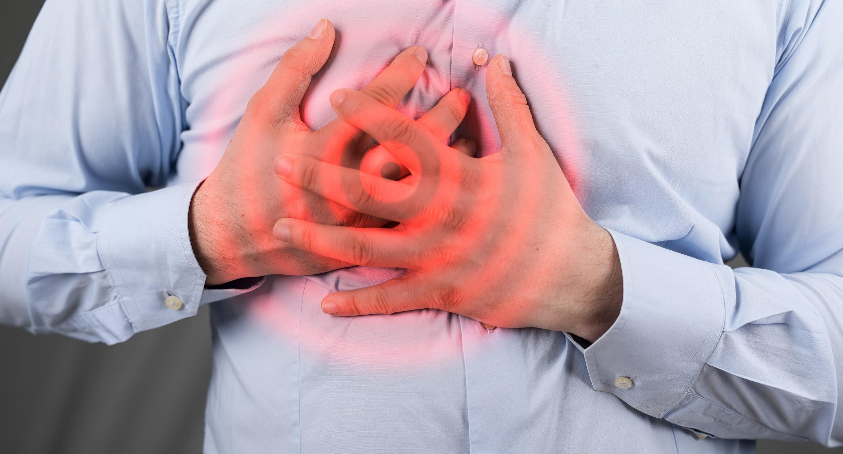 Herzinfarkt Myokardinfarkt Anzeichen Symptome Ursachen