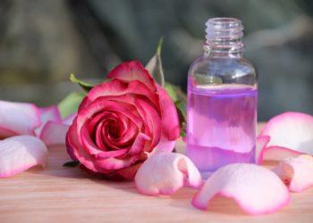 Die Rose ist nicht nur eine wunderschöne Pflanze, auch ihr Öl wird seit Jahrtausenden eingesetzt, zum Beispiel gegen Krämpfe oder äußerlich zur Hautpflege. (Bild: Christine/stock.adobe.com)