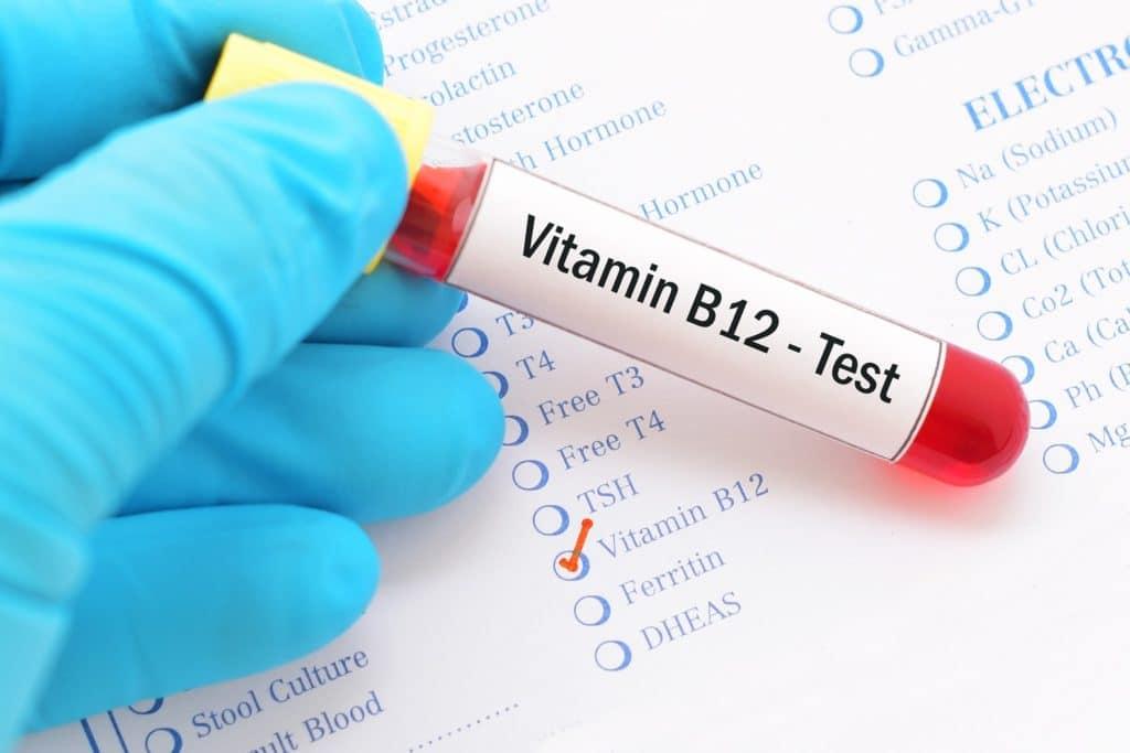 Vitamin B12 Mangel Gewichtszunahme