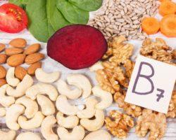 Zink und Vitamin B
