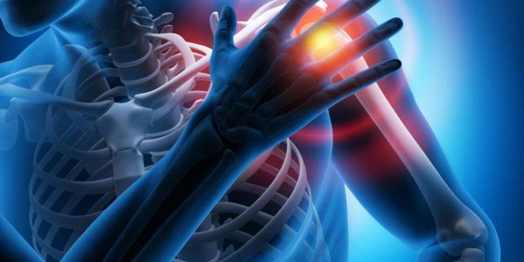 Schulterarthrose ist ein Entzündungsprozess am Schultergelenk (Bild:psdesign1/fotolia.com