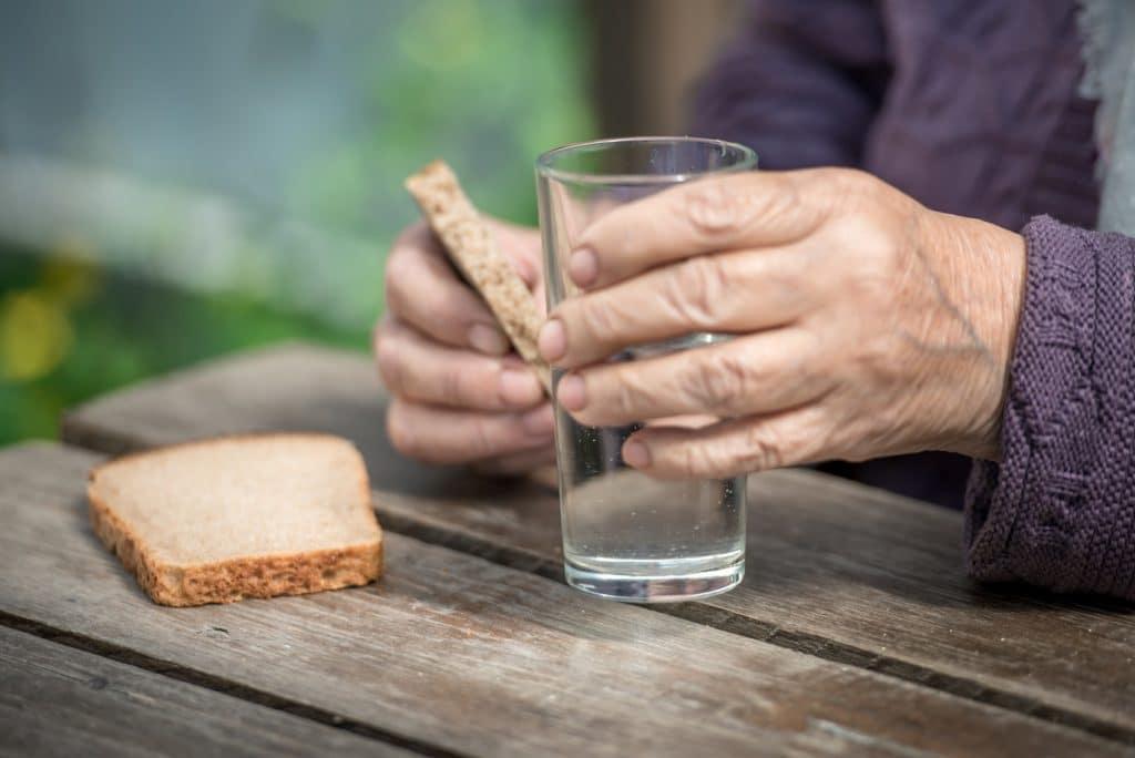 Diät zur Vermeidung von Gicht