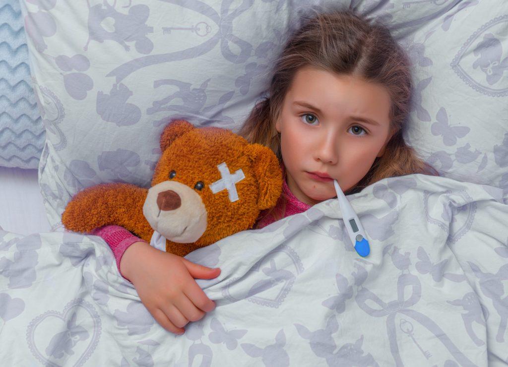 Kind Untertemperatur Nach Fieber