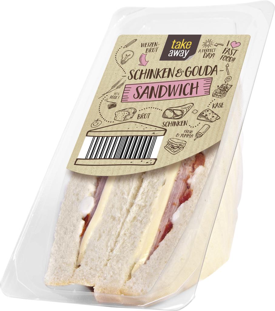 Rückruf bei Netto: Vorsicht, Sandwich kann zu Vergiftung führen