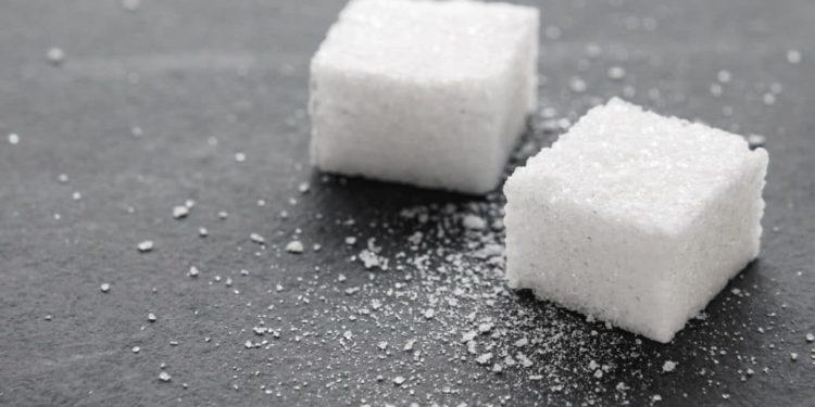 Zwei Zuckerwürfel