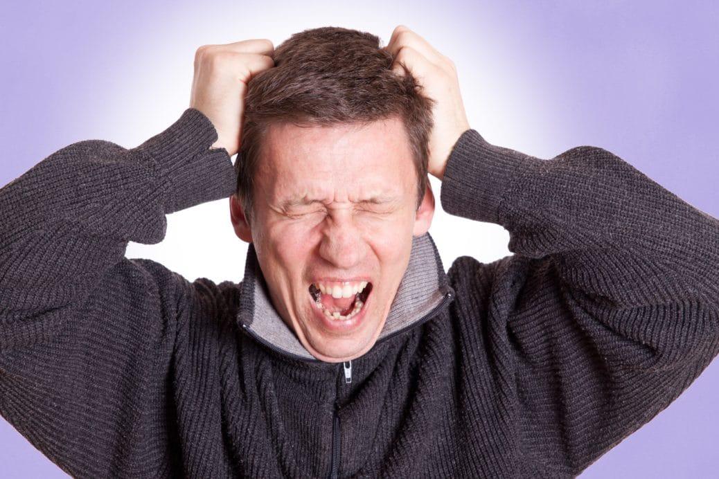 Kopfhautentzündung - Symptome, Ursachen und Therapie..