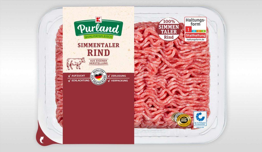 Kaufland ruft Rinder-Hackfleisch zurück