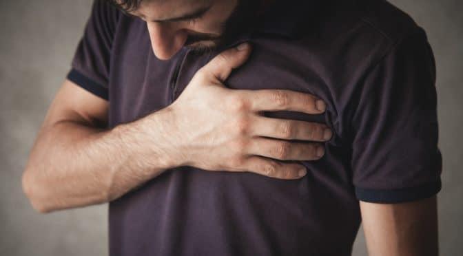 Symptome Brustkrebs Mann