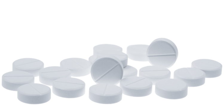 Mehrere Tabletten