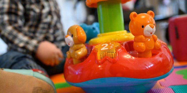 ein Kinderspielzeug aus China
