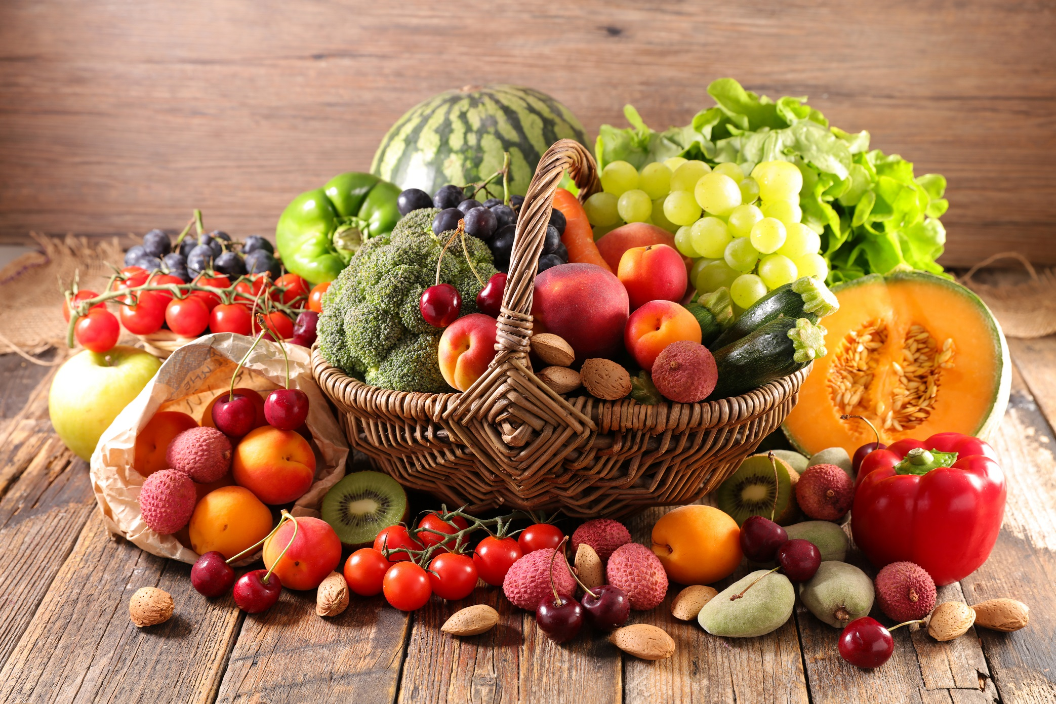 Asthma: Gesundheitliche Vorteile durch überwiegend pflanzliche Ernährung