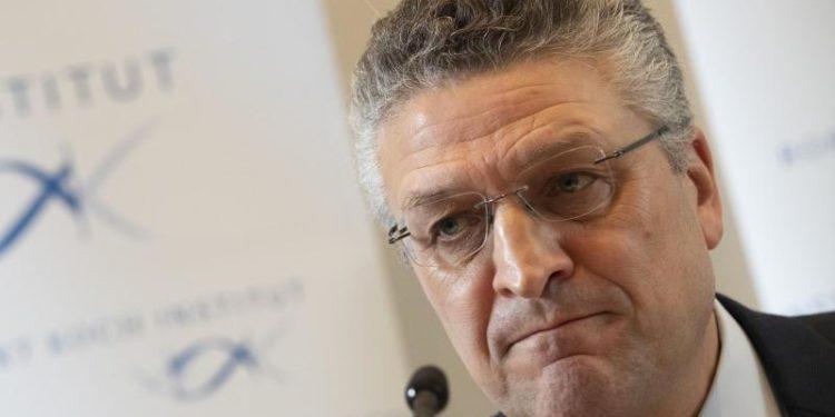 Lothar H. Wieler, Präsident des Robert-Koch-Instituts