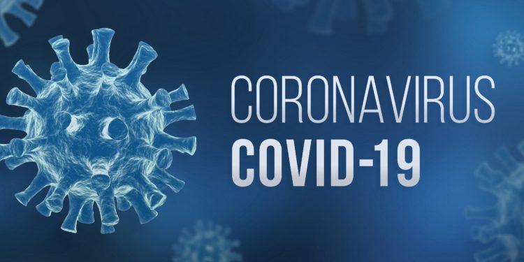 3D-Bild des Coronavirus.