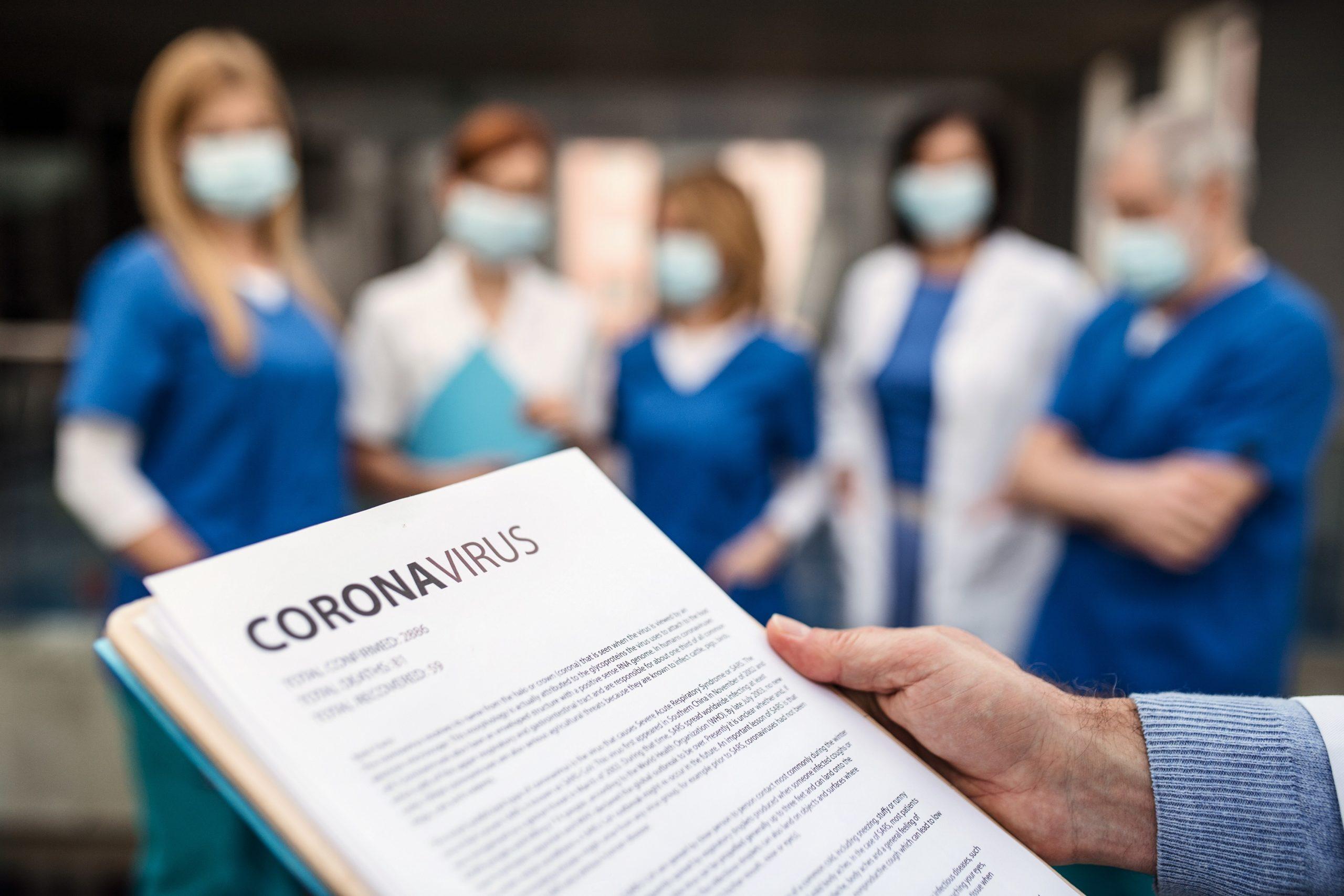 Corona Geruchsverlust