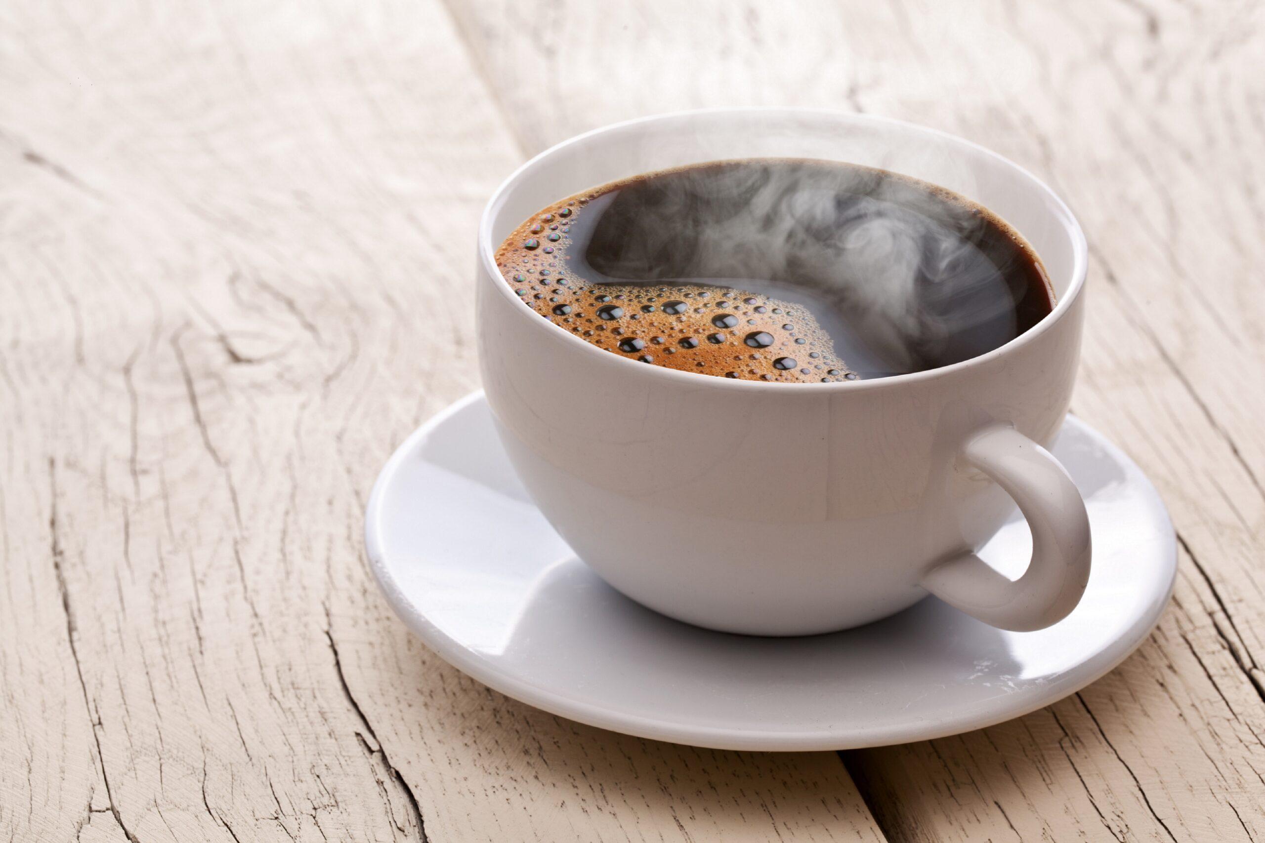 allergisk mot kaffe