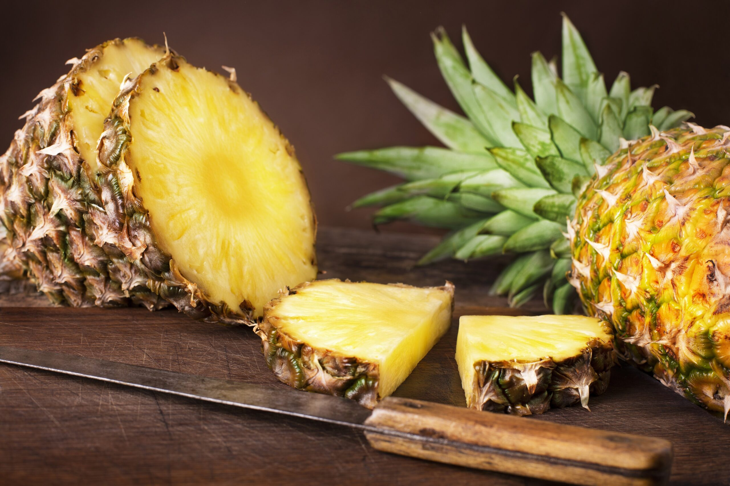 Vorteile von Ananas zur Gewichtsreduktion