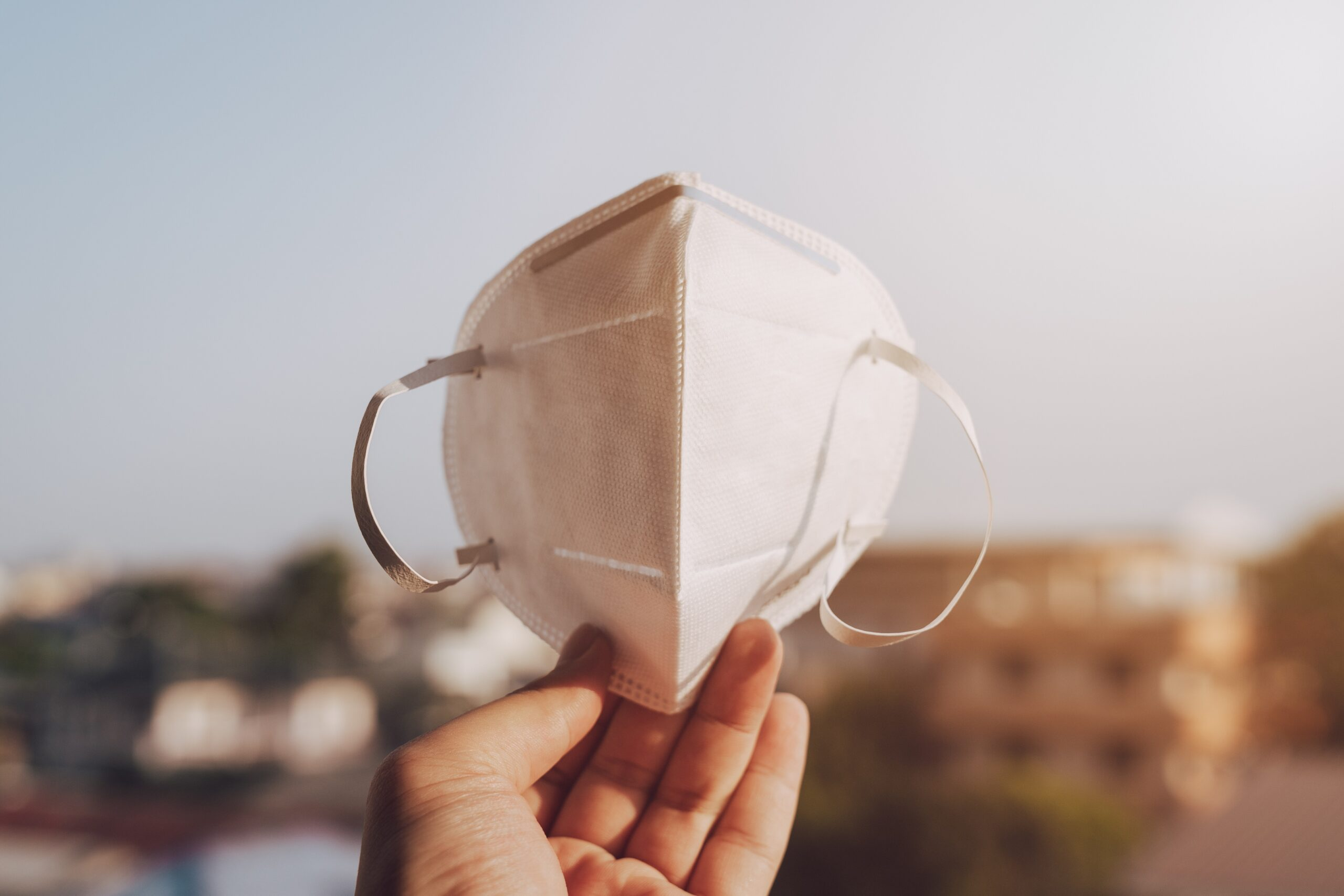 COVID-19:Neu entwickelte Maske schützt effektiver vor SARS-CoV-2