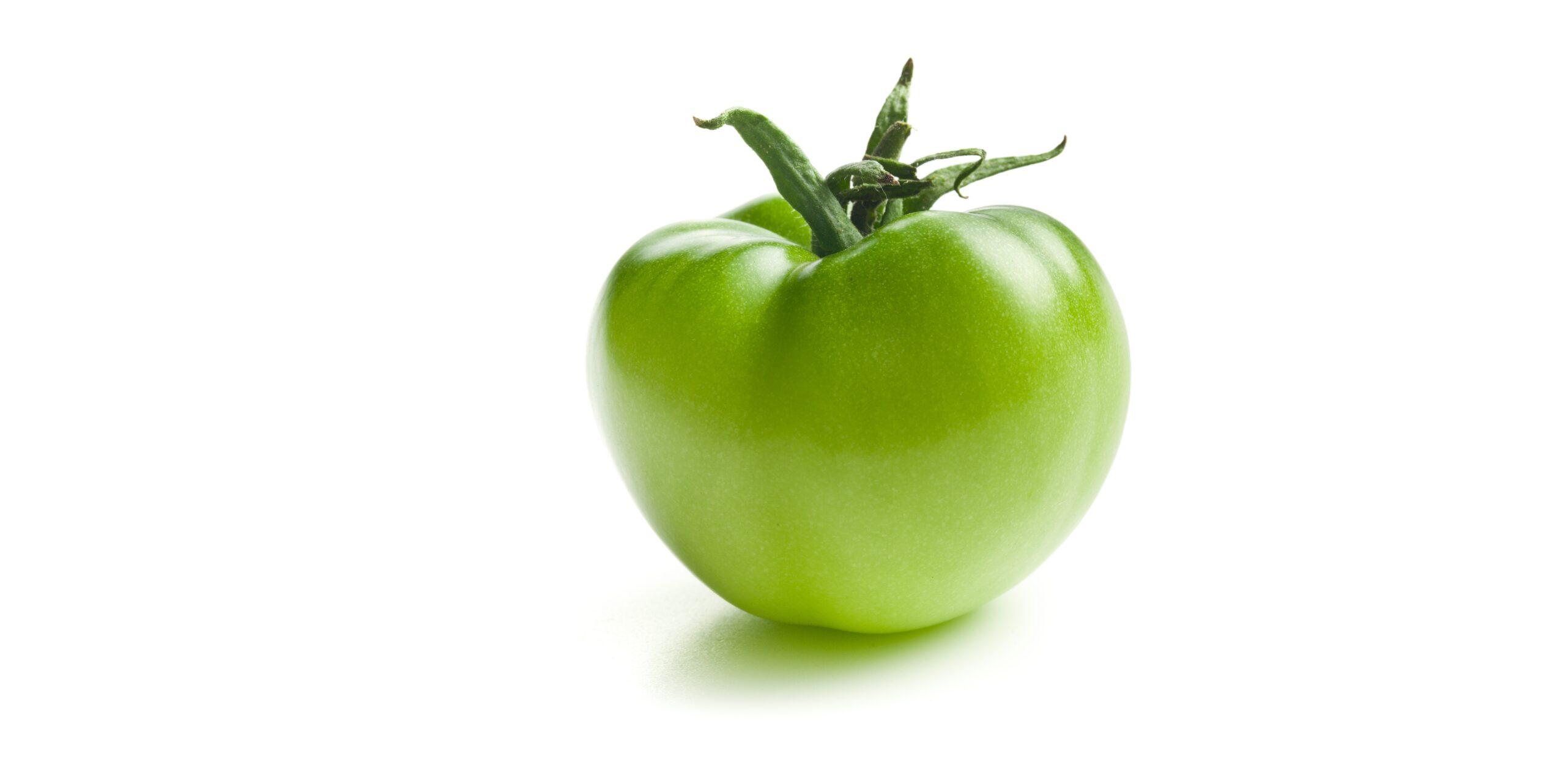 Wie Reifen Grüne Tomaten Nach