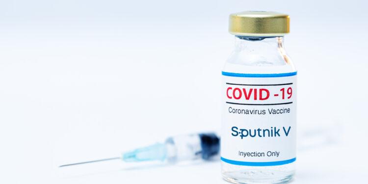 Russischer COVID-19 Impfstoff.