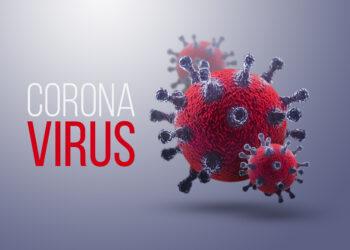 Grafik von Coronavirus.