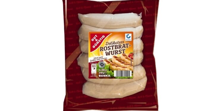Produktabbildung GUT&GÜNSTIG Rostbratwurst.