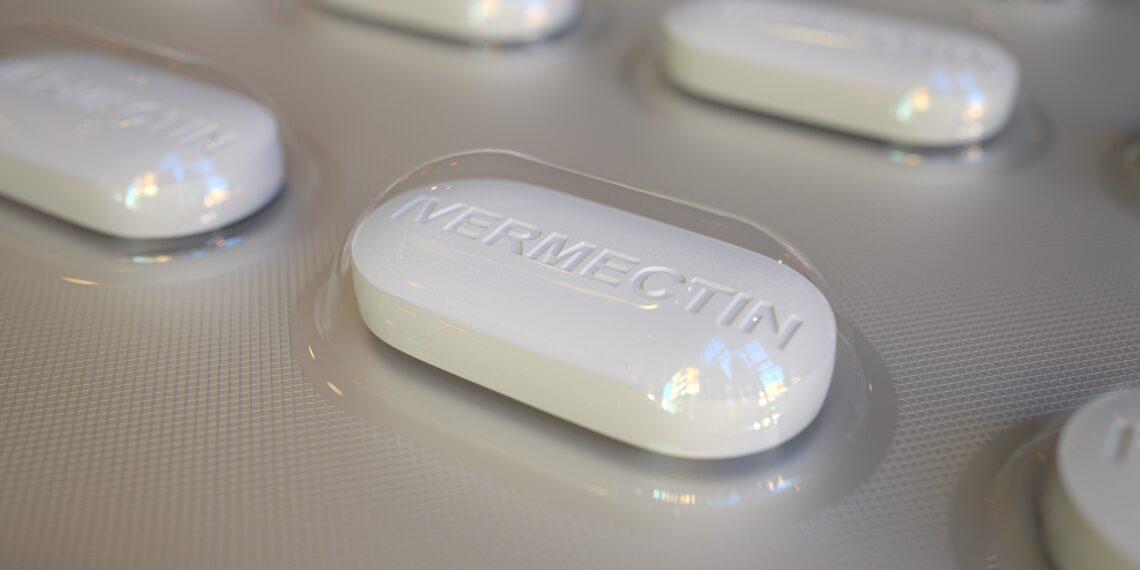 Ivermectin Pillen in Blisterpackung
