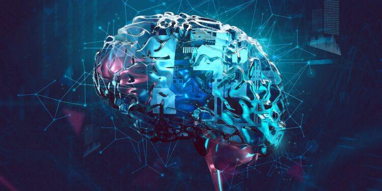 Künstliche Intelligenz Konzept.