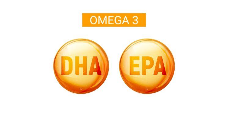 Omega-3-Fettsäuren DHA und EPA