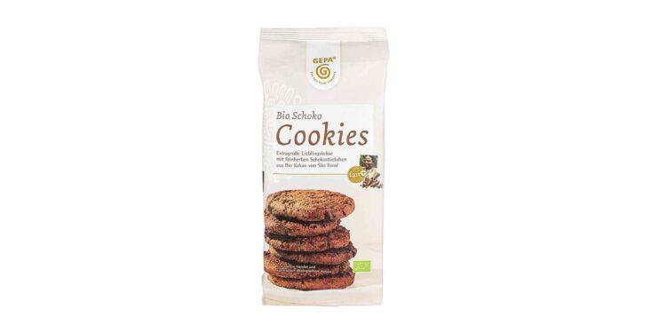 "Produktabbildung ""GEPA Bio Schoko Cookies"""