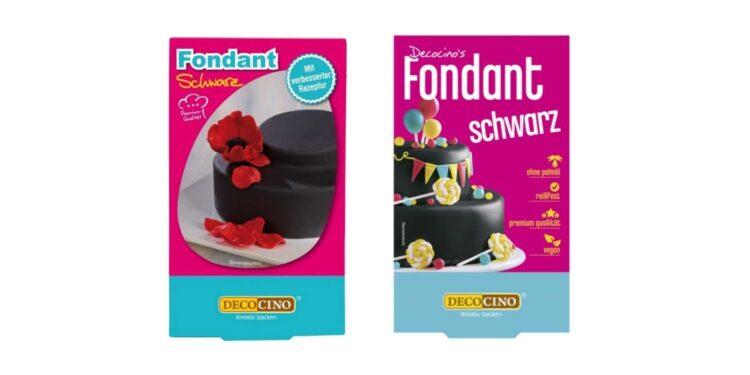 "Produktabbildung ""Decocino Fondant schwarz""der DECKOBACK GmbH"